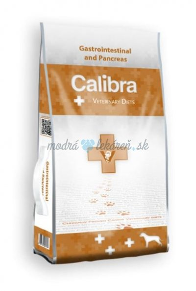 CALIBRA VD DOG GASTRO&PANCREAS 12KG