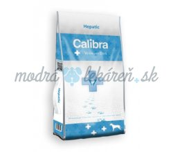 CALIBRA VD DOG HEPATIC  2KG