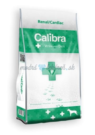 CALIBRA VD DOG RENAL/CARDIAC 12KG