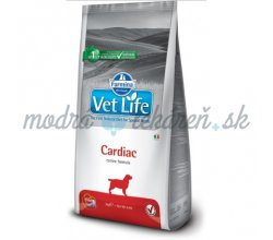 FARMINA VET LIFE DOG CARDIAC  2KG