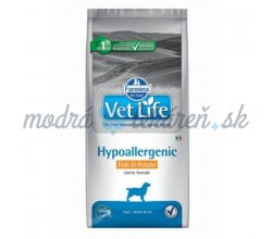 FARMINA VET LIFE DOG HYPO FISH&POT 12KG