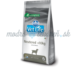 FARMINA VET LIFE DOG NEUTERED >10KG  2 kg