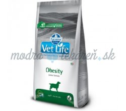 FARMINA VET LIFE DOG OBESITY  2KG