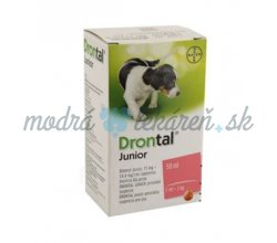 DRONTAL JUNIOR  50ML SUSP.