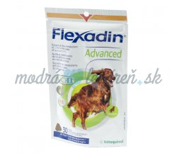 Flexadin Advanced žuvacie tbl. 30 tbl. NEW
