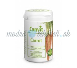 CANVIT NATURAL CARROT 200G