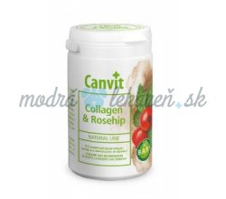 CANVIT NATURAL COLLAGEN&ROSEHIP 180G