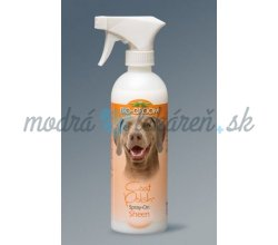 BIO GROOM COAT POLISH  473ML LESK V SPREJI
