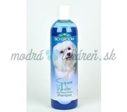 BIO GROOM SUPER WHITE SAMPON 3,8L