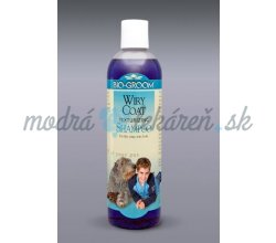 BIO GROOM WIRY COAT SAMPON 3,8L