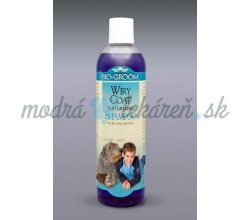 BIO GROOM WIRY COAT SAMPON 355ML