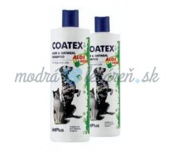 COATEX ALOE&OATMEAL SHAMPOO 250ML