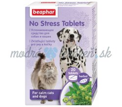 BEAPHAR No Stress Tablets 20 tbl.
