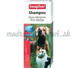 Beaphar hypoalergenny sampon 200 ml