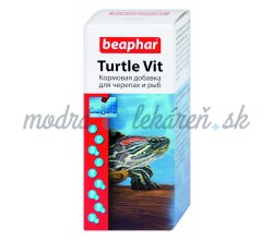 BEAPHAR Turtle Vit vitaminove kvapky 20ml