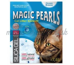 Podstielka Magic Pearls Ocean Breeze 7,6 l