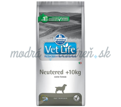 FARMINA VET LIFE DOG NEUTERED >10KG 12kg