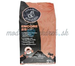 Annamaet dog Encore 25% protein