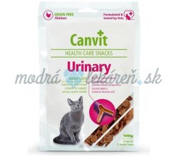 Pamlsok Canvit Health Care cat Urinary Snack 100 g