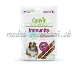 Pamlsok Canvit Health Care dog Immunity Snack 200 g