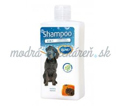 Šampón DUVO+ 2 v 1 dog s papaya extraktom 250 ml