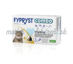 FYPRYST Combo 50/60 mg spot-on Cat