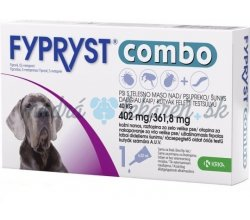 FYPRYST Combo XL 402/361,8 mg spot-on Dog