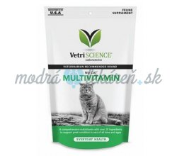 Vetri Science Nu Cat Multivitamin žuvacie tablety 30 tbl.