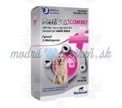 PestiGon Combo L 268/241,2 mg 3 pip.