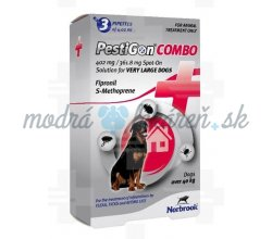 PestiGon Combo XL 402/361,8 mg 3 pip.