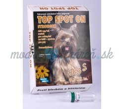 "TOP SPOT ON STRONG. 1X1ML DOG ""S"""