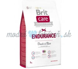 BRIT Care dog Endurance Duck & Rice
