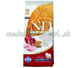 Farmina N&D dog LG adult maxi chicken&pomegranate