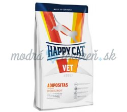 Happy Cat VET DIET - Adipositas - na chudnutie