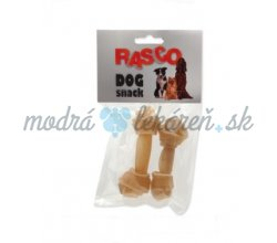 Uzly RASCO Dog byvolie 10 cm (2ks)