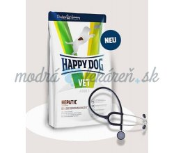 Happy Dog VET DIET - Hepatic - pri chorobách pečene