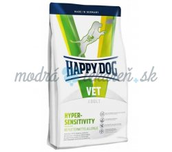 Happy Dog VET DIET - Hypersensitivity - pri potravinovej alergii