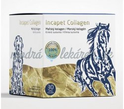 Incapet Collagen plv., 30 x 3 g