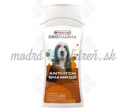 Šampón Oropharma dog Anti- Itch 250 ml
