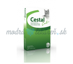 Cestal cat 80/20 mg žuv.tbl. 8 tbl.