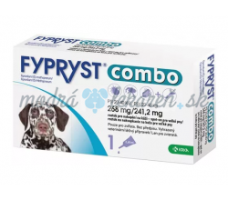 FYPRYST Combo L 268/241,2 mg spot-on Dog