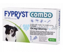 FYPRYST Combo M 134/120,6 mg spot-on Dog