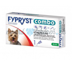 FYPRYST Combo S 67/60,3 mg spot-on Dog 1x0,67 ML