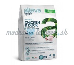 Alleva HOLISTIC cat hairball 1,5 kg