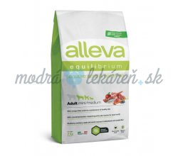 Alleva SP EQUILIBRIUM dog sensitive lamb & ocean fish adult mini/medium 2 kg