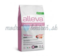 Alleva SP EQUILIBRIUM dog sensitive pork adult all breeds 2 kg