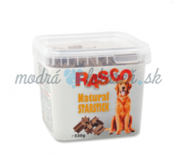 Sušienky RASCO Dog starstick natural (530g)