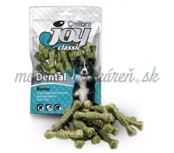 Pamlsok CALIBRA Joy DOG Classic Dental Brushes 85g
