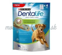 Pamlsok DentaLife dog large 142 g
