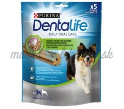 Pamlsok DentaLife dog medium 115 g